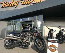 Harley-Davidson Roadster 1200 2017