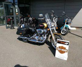 Harley-Davidson Superlow 1200 T 2017