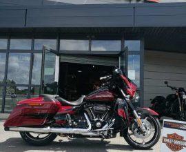 Harley-Davidson CVO Street Glide 2017 RESERVE