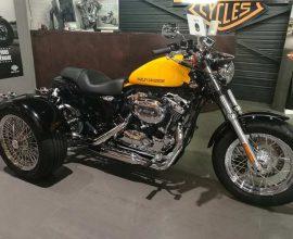 Harley-Davidson 1200 Custom kit EML 2015 RESERVE
