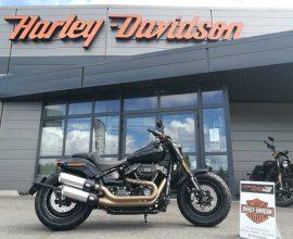 Harley-Davidson Fat Bob 114ci 2018