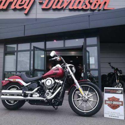 Moto Harley-Davidson Low Rider 2018