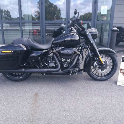 Moto Harley-Davidson Road King Special 2018