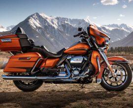 Moto Harley-Davidson Ultra Limited 2018