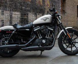 Moto Harley-Davidson 883 Iron 2018 neuve