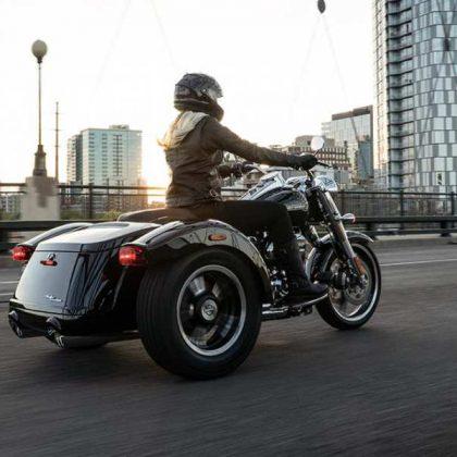 Moto Harley-Davidson Freewheeler 2018
