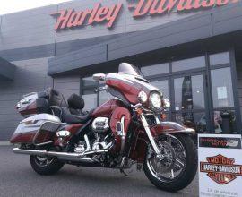 Harley-Davidson Ultra Limited CVO 2014