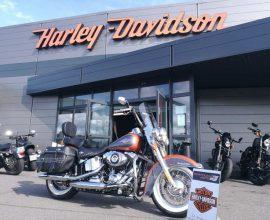Harley-Davidson Heritage Classic 2015