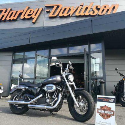 Harley-Davidson 1200 Custom Limited 2015