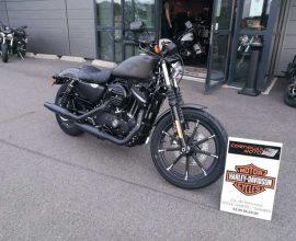Harley-Davidson 883 Iron 2018