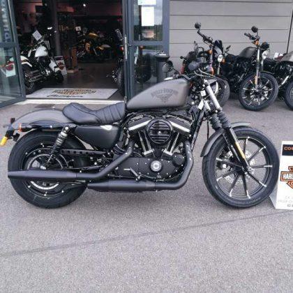 Moto Harley-Davidson 883 Iron 2018 de démonstration