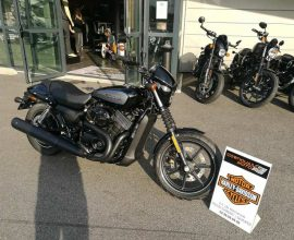 Harley-Davidson Street 750 2018