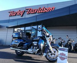 Harley-Davidson Ultra Limited 115th 2018