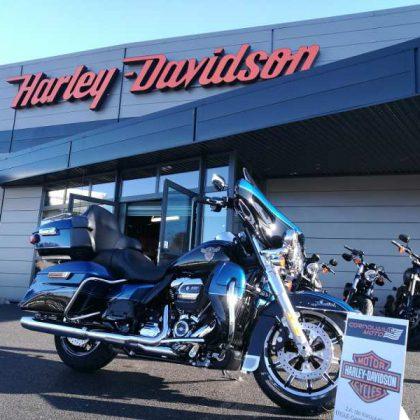 Harley-Davidson Ultra Limited 115th 2018