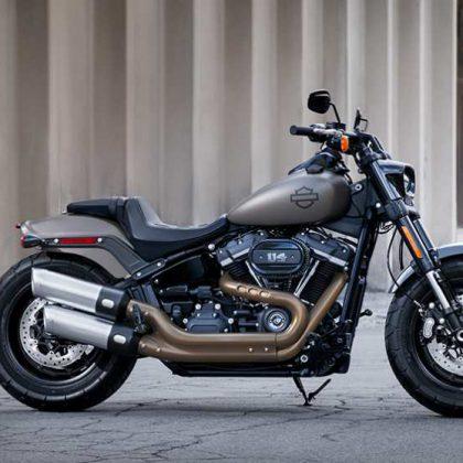 Moto Harley-Davidson Fat Bob 114 2018