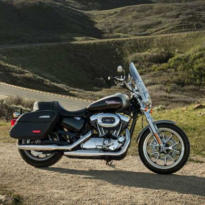 Moto Harley-Davidson Superlow 1200T 2018