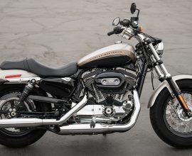 Harley-Davidson 1200 Custom 2018