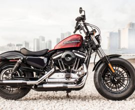 Harley-Davidson  Forty-Eight Spécial 2018