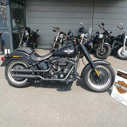 Harley-Davidson Fat Boy S 2017