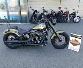 Harley-Davidson Slim S 2016