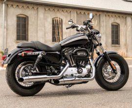 Moto Harley-Davidson 1200 Custom 2019