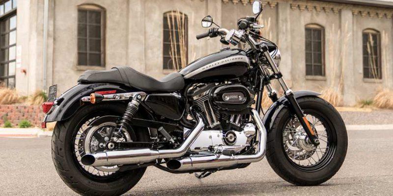 Moto Harley-Davidson 1200 Custom 2019 - Harley-Davidson ...
