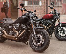 Moto Harley-Davidson Fat Bob 114 2019
