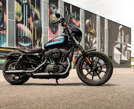 Moto Harley-Davidson Iron 1200 2019 neuve