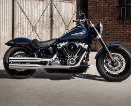 Moto Harley-Davidson Slim 2019