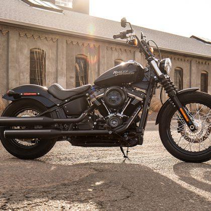 Moto Harley-Davidson Street Bob 2019