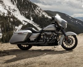 Moto Harley-Davidson Street Glide Special 2019