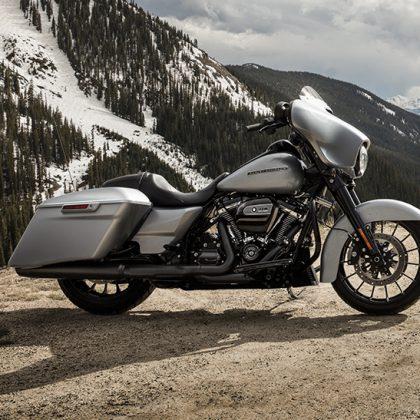 Moto Harley-Davidson Street Glide Special 114 2019