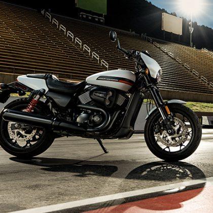 Moto Harley-Davidson Street Rod 2018