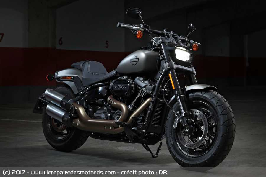Harley Davidson Fat Boy Puissance