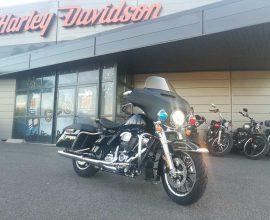 Harley-Davidson Electra Glide Police 2018