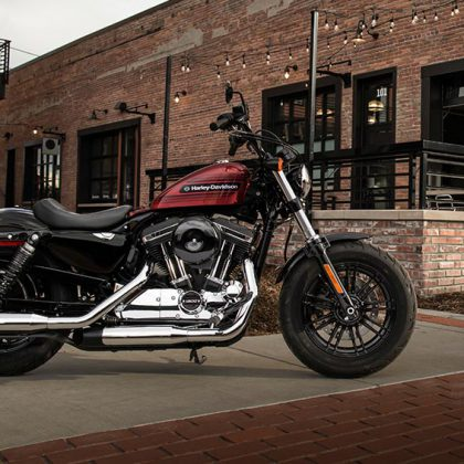 Moto Harley-Davidson Forty-Eight Special 2018