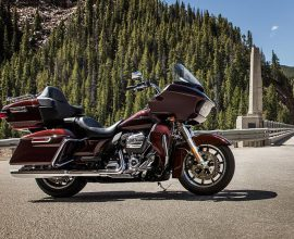 Moto Harley-Davidson Road Glide Ultra 2018