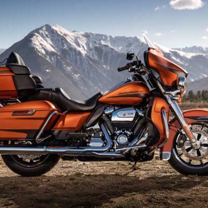 Harley Quimper moto Ultra Limited 2019