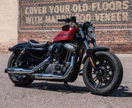 Moto Harley-Davidson Forty-Eight 2019