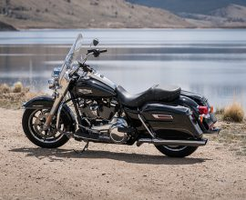 Moto Harley-Davidson Road King Classic 2019